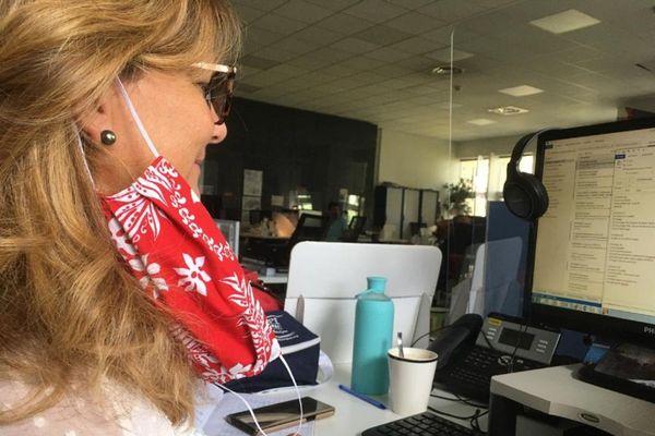 Le masque au bureau est-il obligatoire ?