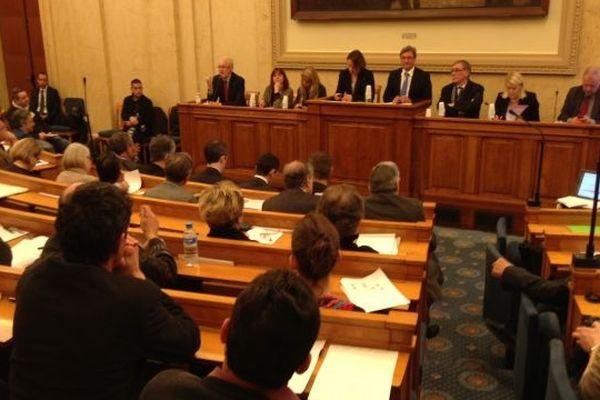 Des élus limousins participaient à la réunion organisée à l'Assemblée Nationale.