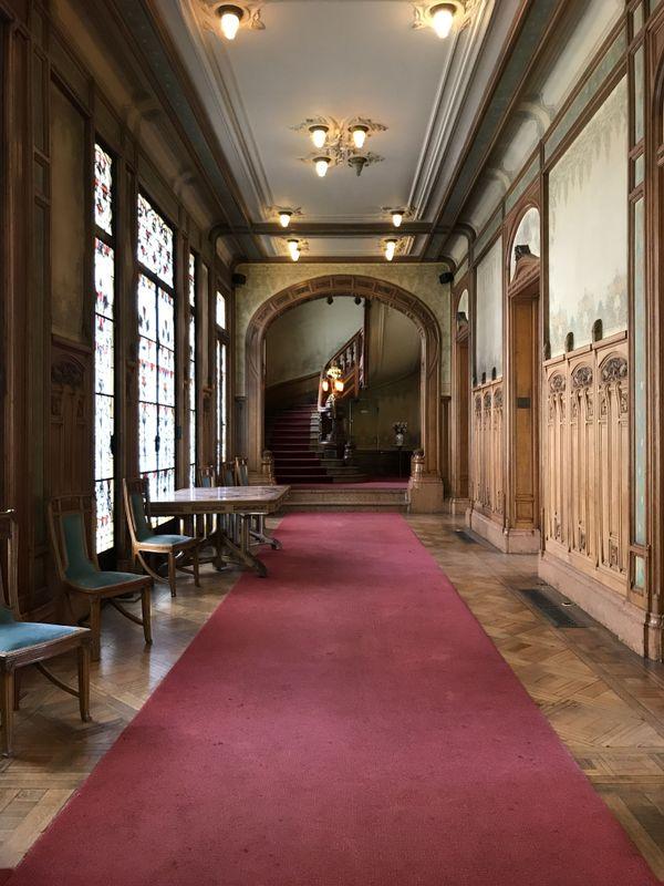 Le vestibule d'honneur