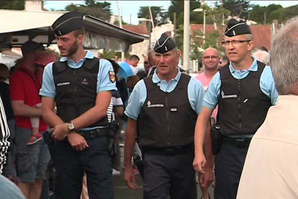 Deux bridages de proximité de gendarmerie seront opérationnelles tout l'été à Noirmoutier.