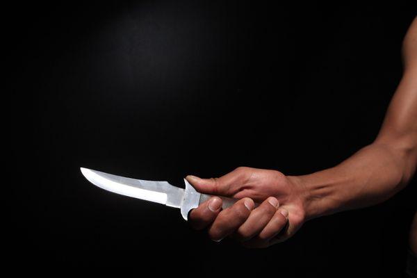Certains policiers font état d'une «banalisation de l'arme blanche».
