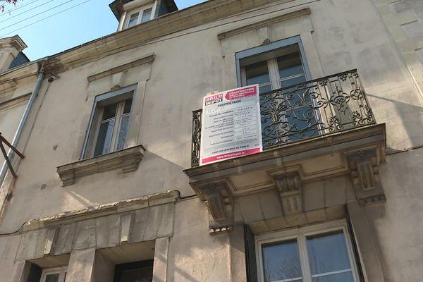 Le 55, boulevard Schumann à Nantes, une bâtisse au lourd passé