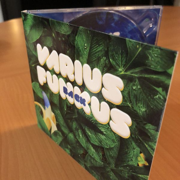 Deuxième album du groupe Varius Funkus.