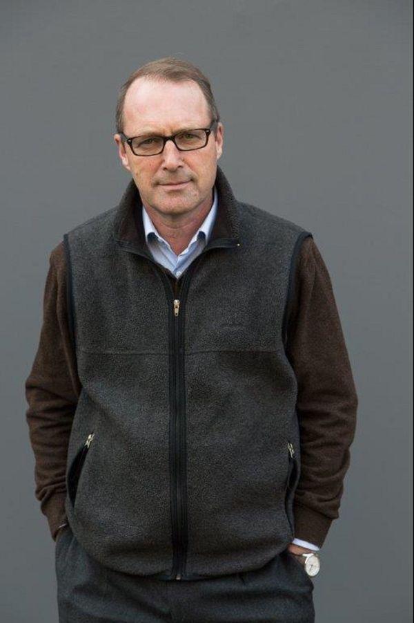 Frédéric Naudet, Président de l'Association Française du Sapin de Noël Naturel (AFSNN).