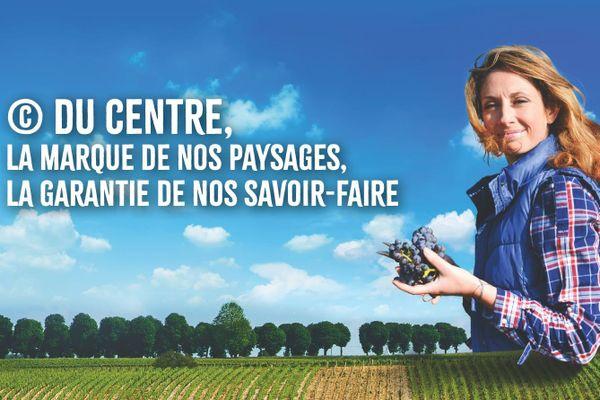 """La marque """"C du centre"""" a été lancée par Dev'up et la Région Centre"""