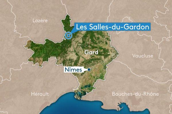 Les Salles-du-Gardon (Gard)