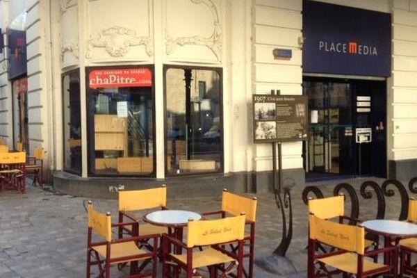 La librairie Chapitre de Narbonne à l'heure du déménagement