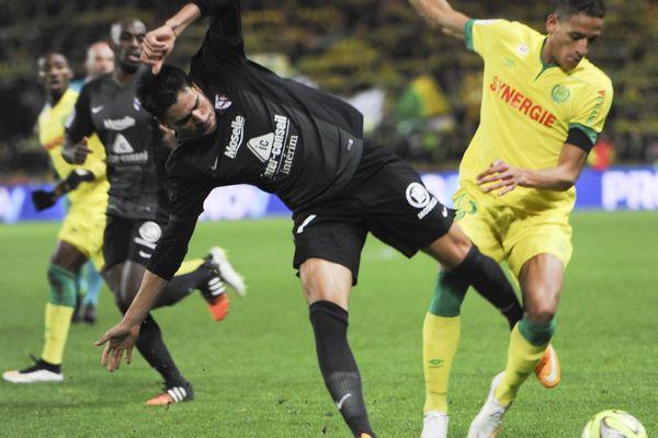 L'attaquant nantais Yacine Bammou fait partie du groupe qui affrontera le FC Metz ce dimanche à 15h