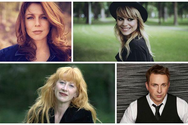 Plusieurs artistes canadiens seront présents.