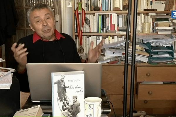 A 68 ans, Yves Viollier est l'auteur d'une trentaine d'ouvrages.