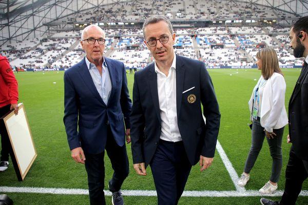 Frank McCourt, le propriétaire de l'OM a remis de l'ordre au sein du club. Il a nommé Pablo Longoria à la place de Jacques-Henri Eyraud.