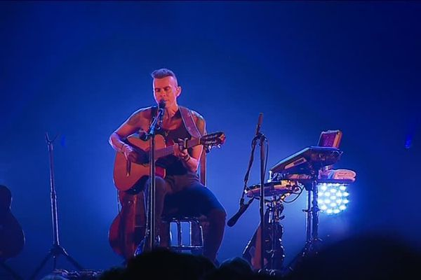 Asaf Avidan en concert jeudi 26 juillet 2018