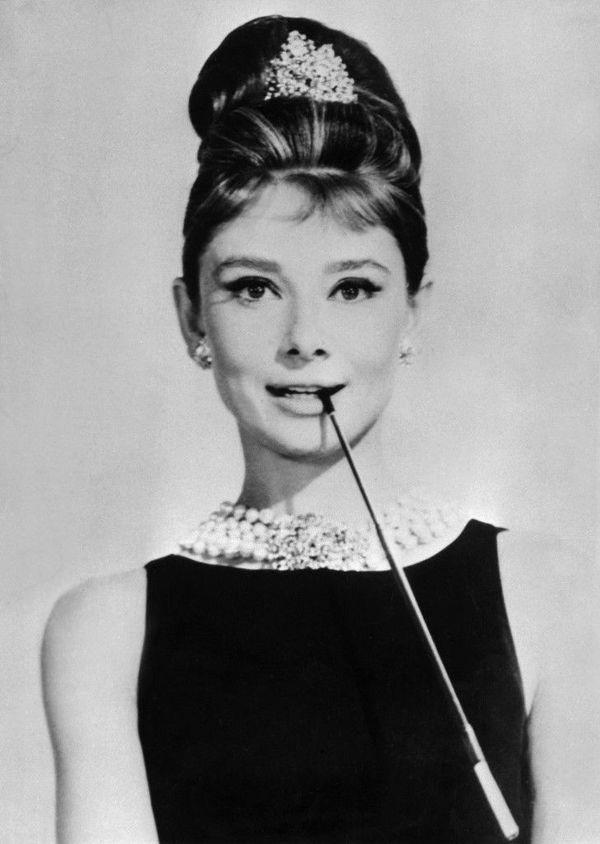 Audrey Hepburn en 1961.