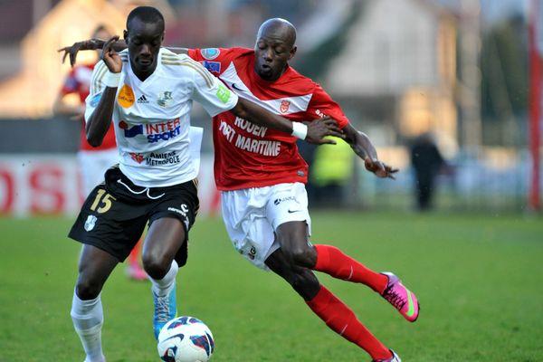 Le FCR l'a emporté face à Amiens à Diochon.