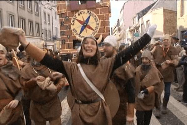 L'examen du dossier de candidature du carnaval de Granville va durer 16 mois