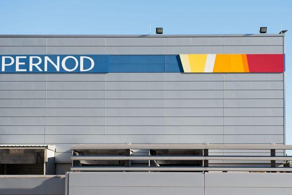L'usine Pernod à Marseille