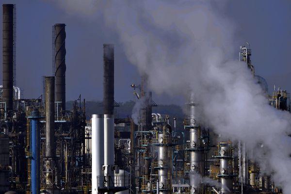 Total Petrochemicals Carling : un site classé Seveso à proximité des habitations.
