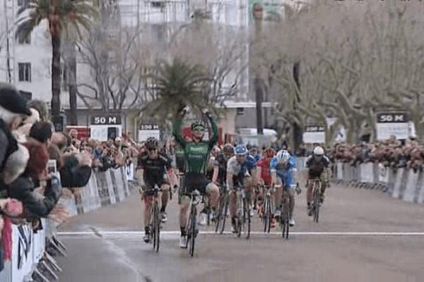 Classica Corsica 2015 - Première victoire de Thomas Boudat