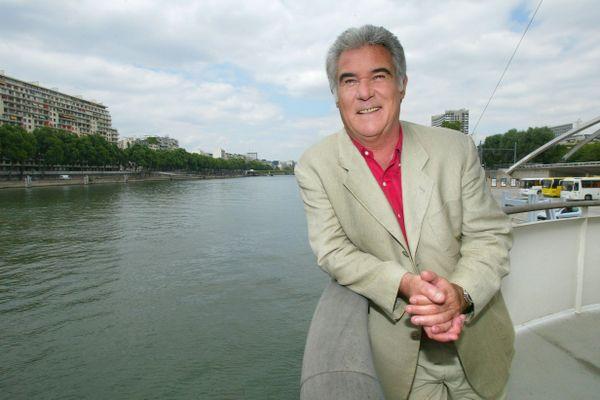 Georges Pernoud avait créé l'émission Thalassa consacrée au monde maritime en 1975.