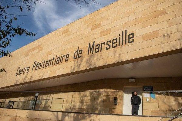 """Des fenêtres """"anti-bruit"""" vont être installées au centre pénitentiaire de Marseille."""