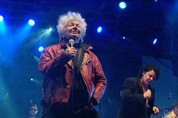 Little Bob en concert le 14 juillet au Havre à l'occasion de ses 40 ans de carrière