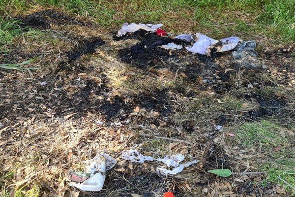 Une femme s'est immolée par le feu sur le parking de l'hotel Calvi, jeudi, dans la soirée.
