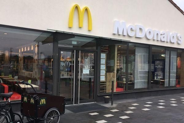 Le McDonald's de Dolus-d'Oléron