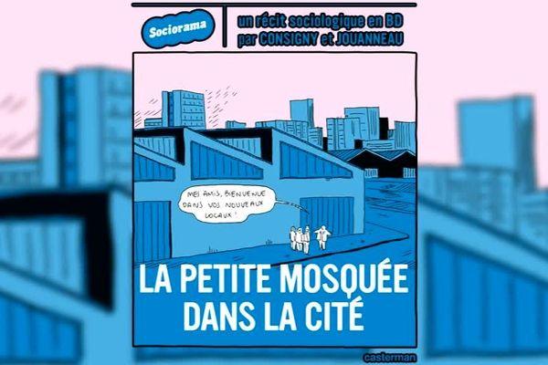 """""""La petite mosquée dans la cité"""" raconte le quotidien d'une mosquée qui doit déménager."""