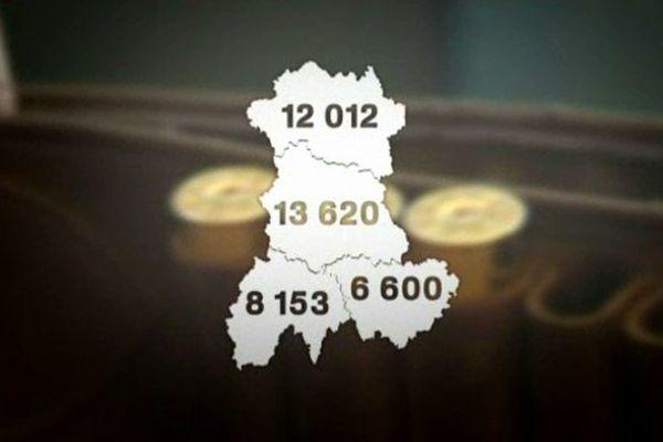 L'Auvergne compte un peu plus de 40 000 chasseurs pour cette année, un chiffre en légère baisse par rapport aux années précédentes.