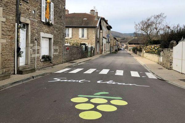 rue de Saint-Véran