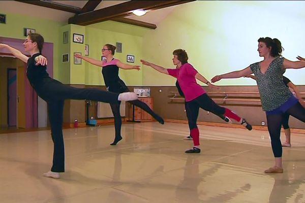 La danse classique, une discipline aussi gracieuse qu'exigeante.