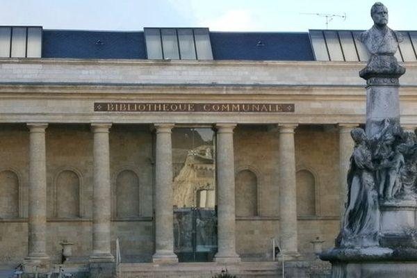 Bibliothèque Louis Aragon Amiens