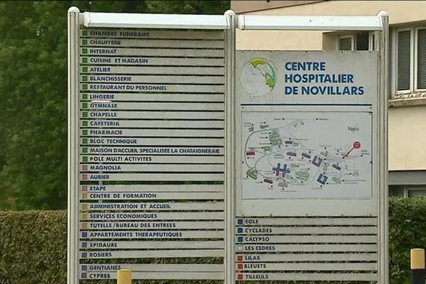 Centre hospitalier de Novillars