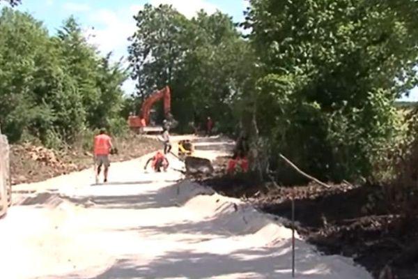 Les travaux de défrichement du bois Lejuc devront être stoppés