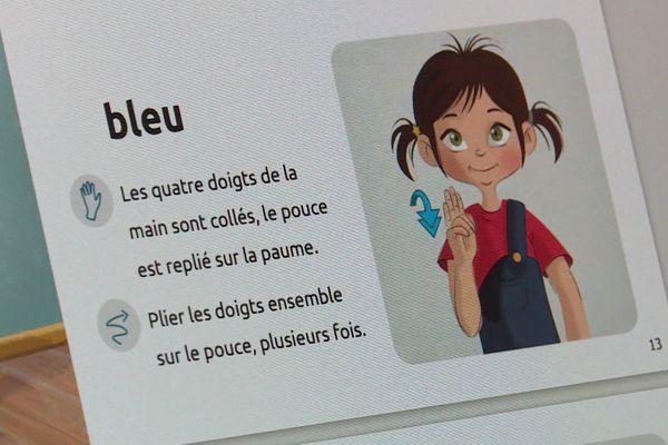 Zazou l'un des personnages d'une nouvelle collection de livres interactifs pour les petits lecteurs