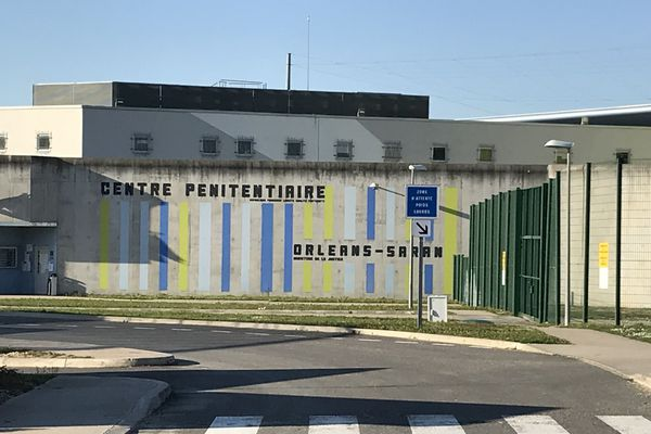 Le centre pénitentiaire de Saran