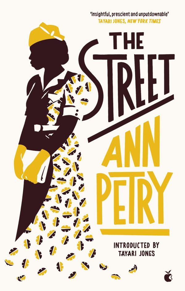 Edition américaine de The Street, de Ann  Petry