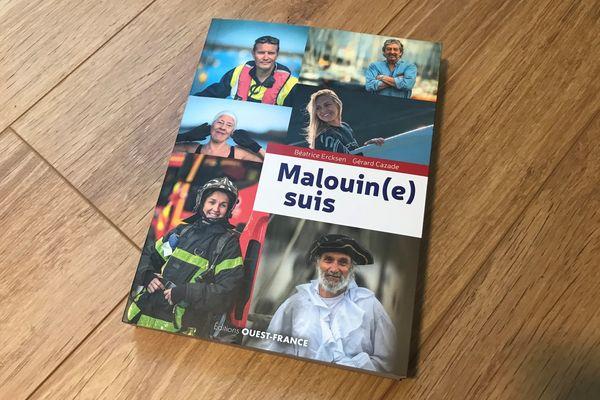 Malouin(e) suis de Béatrice Ercksen, Editions Ouest-France