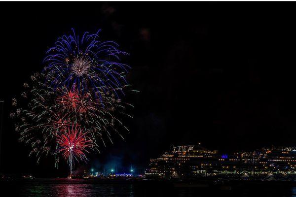 ILLUSTRATION-Les festivités du 14 juillet ont généré moins de bénéfices que prévu à Ajaccio.