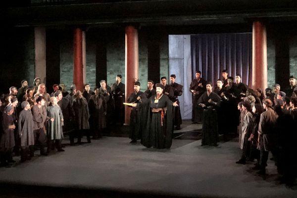 Quatre représentations de Turandot sont programmées à l'Opéra de Marseille