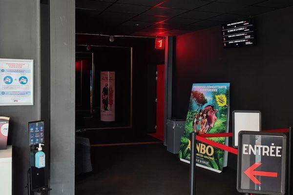 """""""Pass sanitaire"""" ou jauges à 49 spectateurs, deux types de séances au cinéma du Complexe Galaxy"""