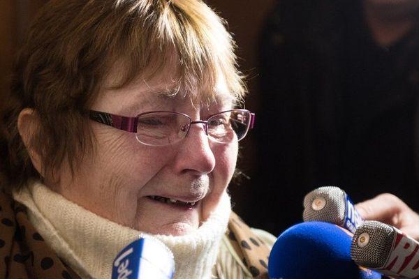 Yvette Bert, le 23 septembre 2014
