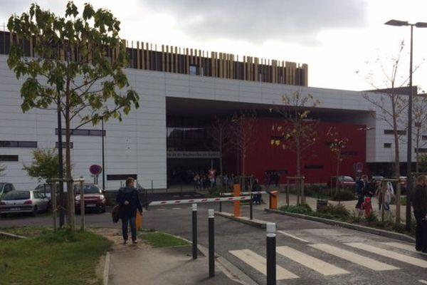 L'UFR santé de Caen