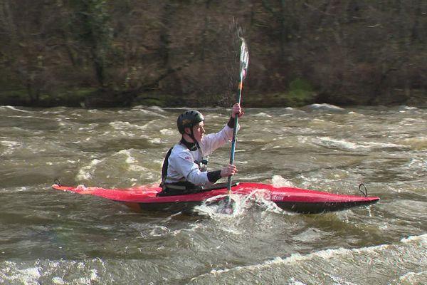 Sécurité et pratique du kayak