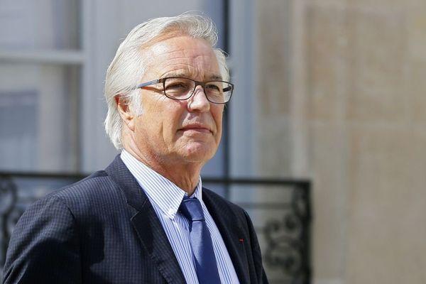François Rebsamen, maire PS de Dijon et ancien ministre du Travail