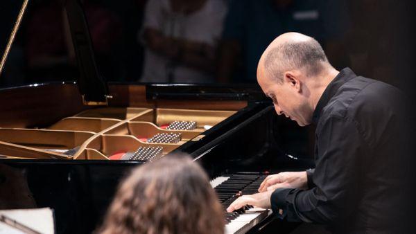Le pianiste argentin Nelson Goerner sera à l'affiche le 1e août pour l'ouverture du festival.
