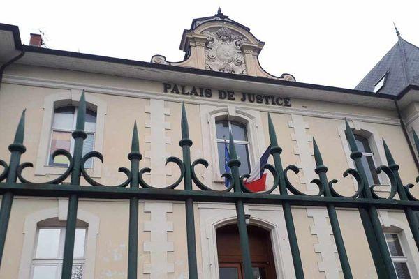Palais de justice de Bonneville en Haute-Savoie