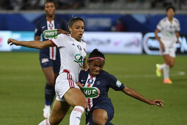 En trois matches face à Lyon cette saison, le PSG s'est toujours incliné.