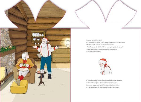 Le Noël du Père Noël  de Camille Von Rosenschild et Alice Gravier