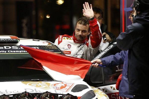 Sébastien Loeb (Citroën), sept fois vainqueur du Rallye Monte Carlo, était en tête jeudi soir après les deux premières épreuves spéciales.
